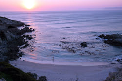 Gansbaai Beach, South Africa