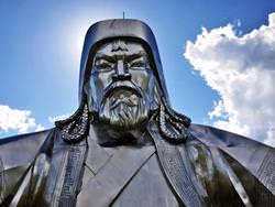 Dschingis Khan Statue