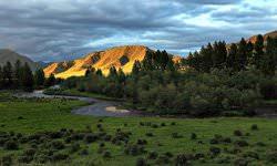 Золотые Алтайские горы, Россия