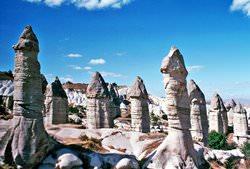 Goreme Town, Turkey
