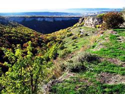 Gorge Maryam-Dere, Russia