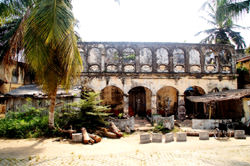 Старый город Гран-Басам, Берег Слоновой Кости