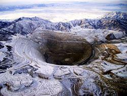 Золотой рудник Грасберг