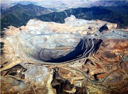 Grasberg Gold Mine, Indonesia