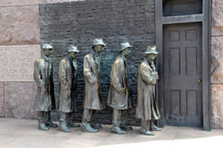 Great Depression Monument, United States