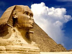 Большой Сфинкс, Египет