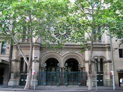 Большая синагога в Сиднее