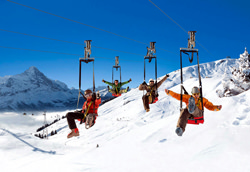 The longest ski-lifts and cable trams in the world