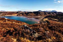 Gruinard Island, Schottland