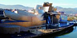 Das Guggenheim Museum, Spanien