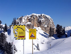 Harakiri Ski Slope