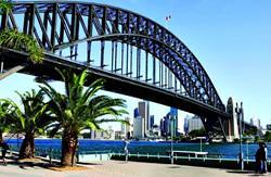 Hafenbrücke, Australien