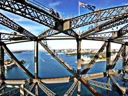 Мост Харбор-Бридж, Австралия