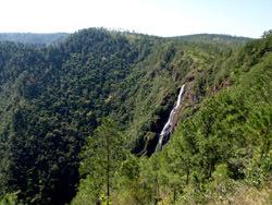 Hidden Valley Wasserfall, Belize