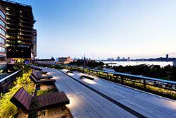 High Line Park, USA