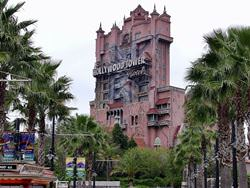 Hollywood Tower, USA