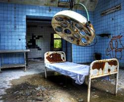 Beelitz Heilstatten Hospital, Germany