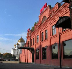 Отель «Красная Заря», Россия