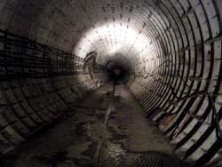 El Tunel Shuenshan, Taiwán