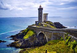 Ile Vierge Lighthouse, France