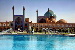 Imam Moschee, Iran