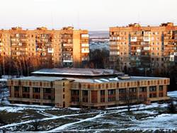 Infected Apartment in Kramatorsk, Ukraine