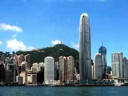 El Edificio del Centro Financiero Internacional, China