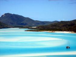 Strände auf der Tiwi Insel, Australien