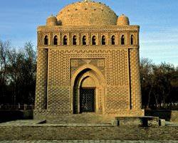 Мавзолей Саманидов, Узбекистан