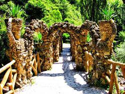 Artigas Gardens, Spain