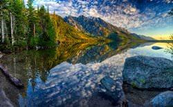 Jenny Lake, USA
