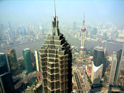 Jin Mao Tower, China