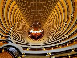 La Torre Jin Mao, China