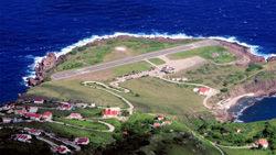Juancho E. Yrausquin Flughafen