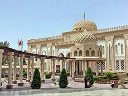 Jumeirah Mosque, United Arab Emirates