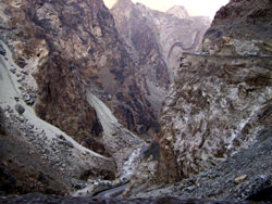 Kabul-Jalalabad Autobahn, Afghanistan