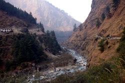 Kali Gandaki Schlucht, Nepal