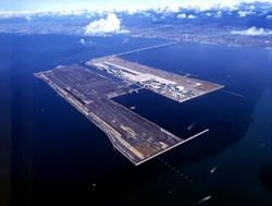 Kansai  Flughafen
