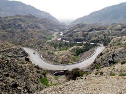Karakoram Magistrale, China