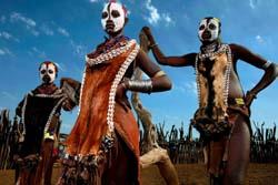 Karo people, Ethiopia