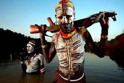Племя Каро, Эфиопия