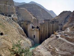 Дамба Карун-4, Иран