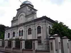 Синагога в Каунасе