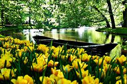 Parque de Flores Keukenhof, Países Bajos