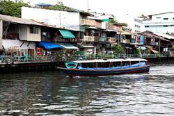 Los Canales Klong, Tailandia