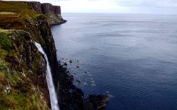 Kilt Falls Wasserfall, Schottland