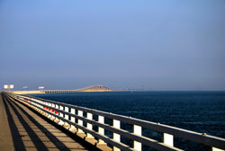 Мост короля Фахда, Саудовская Аравия - Бахрейн
