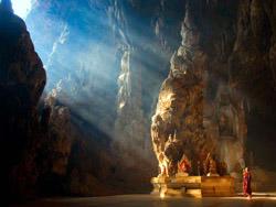 Sae Kyaut Höhle, Myanmar