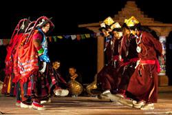 Племя Ладакхи, Индия