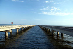 Pontchartrain See Damm-Brücke, Vereinigte Staaten